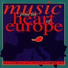 Music From The Heart of Europe - Austria At Popkomm 95